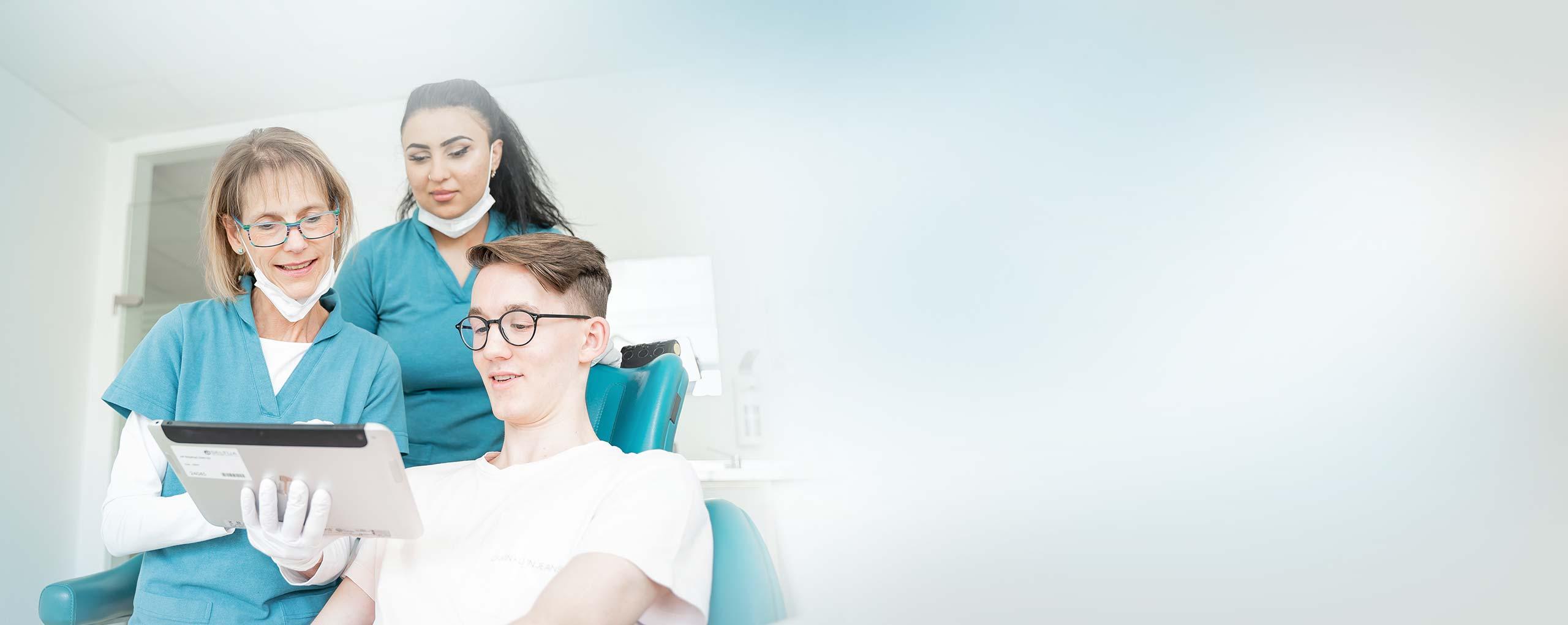 weickum zahnarzt mannheim behandlungsspektrum parodontitis